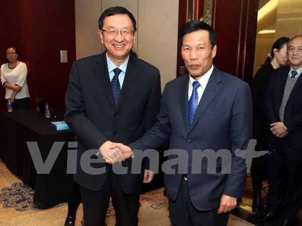 Le Vietnam et la Chine promeuvent la cooperation dans la culture hinh anh 1