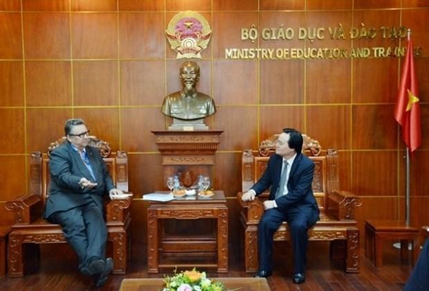 Vietnam - Finlande : Renforcement de la cooperation dans l'education hinh anh 1