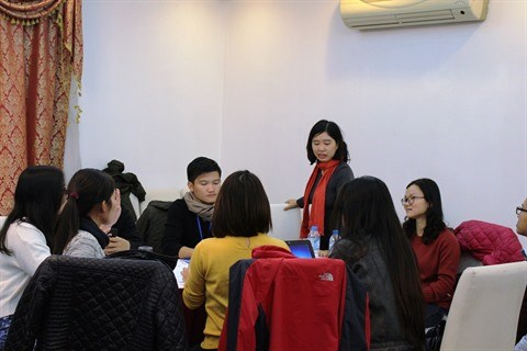 Une formation sur l'agriculture a Hanoi hinh anh 1