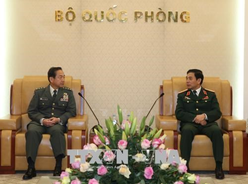 Vietnam – Japon : renforcer la cooperation entre les forces d'infanterie hinh anh 1