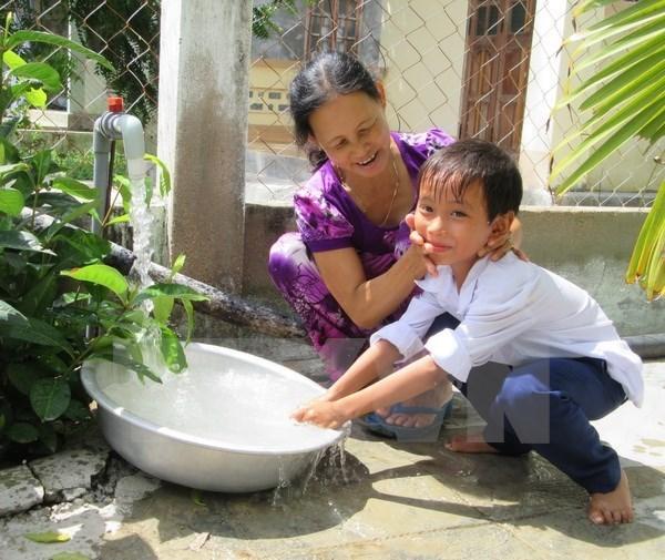 La Societe financiere internationale finance un projet d'acces a l'eau potable au Vietnam hinh anh 1