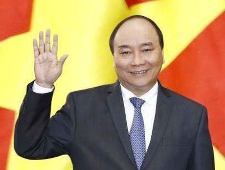 Le PM Nguyen Xuan Phuc part le 2e sommet de la cooperation Mekong-Lancang hinh anh 1