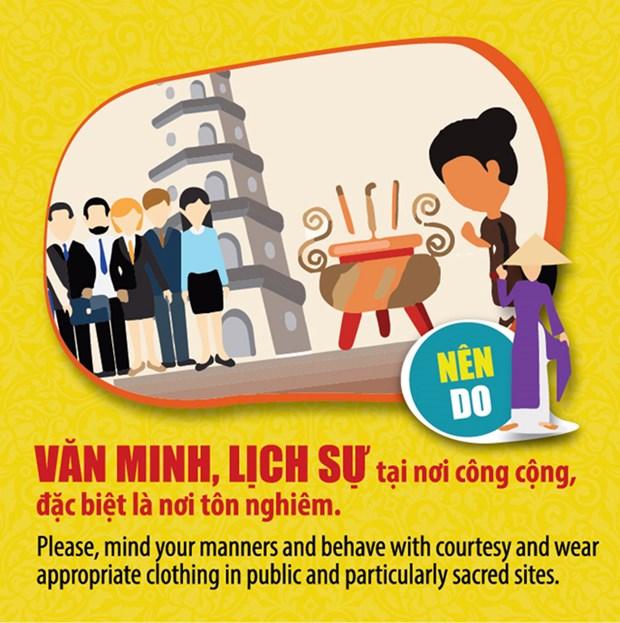 Thua Thien-Hue promulgue un code de conduite sur le tourisme hinh anh 1