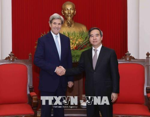 Promouvoir la cooperation Vietnam-Etats-Unis dans l'energie hinh anh 1