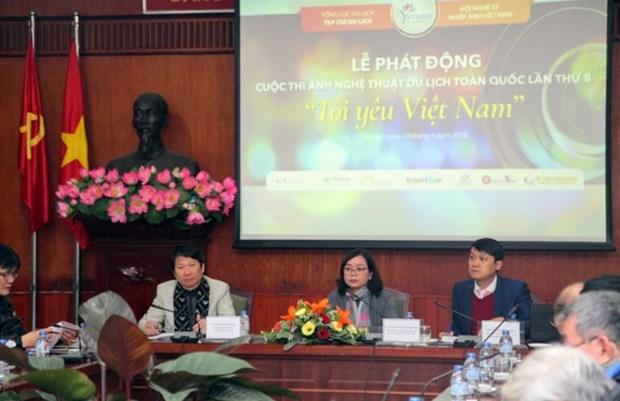 Tourisme : lancement du concours de photos «J'aime le Vietnam» hinh anh 1