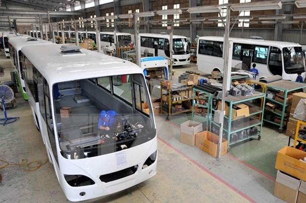 Chute de 10 % des ventes d'automobiles en 2017 hinh anh 1