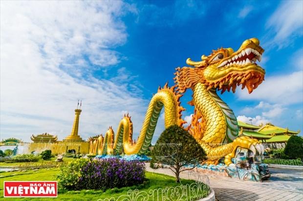 Dai Nam, complexe touristique, culturel et de loisirs d'envergure de Binh Duong hinh anh 2