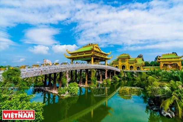 Dai Nam, complexe touristique, culturel et de loisirs d'envergure de Binh Duong hinh anh 3