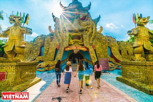 Dai Nam, complexe touristique, culturel et de loisirs d'envergure de Binh Duong hinh anh 5