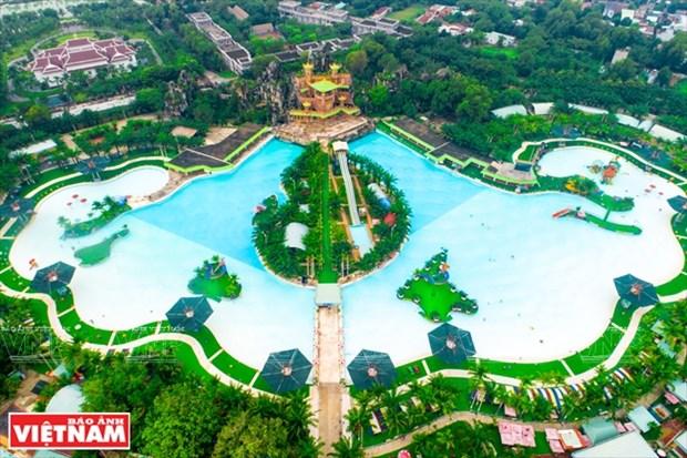 Dai Nam, complexe touristique, culturel et de loisirs d'envergure de Binh Duong hinh anh 7
