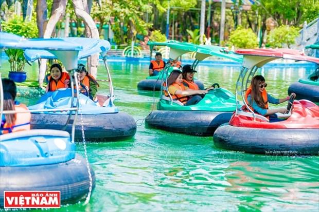 Dai Nam, complexe touristique, culturel et de loisirs d'envergure de Binh Duong hinh anh 8