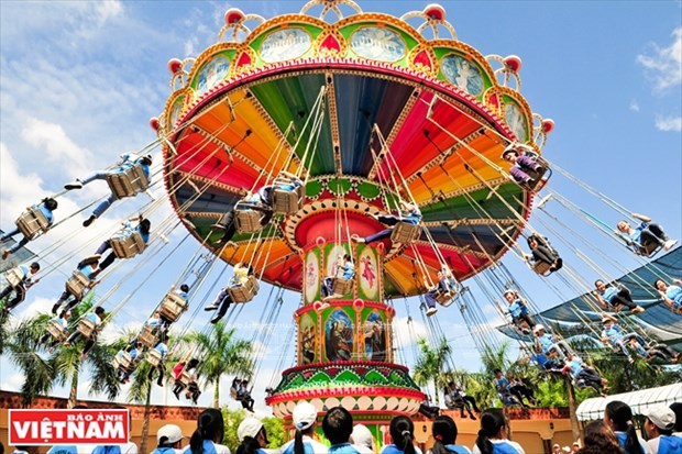 Dai Nam, complexe touristique, culturel et de loisirs d'envergure de Binh Duong hinh anh 9