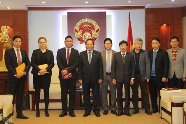 Le Vietnam et Facebook renforcent leur coordination hinh anh 1