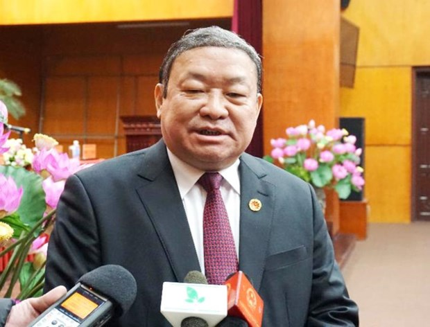 Le 13eme plenum du comite central de l'Association des agriculteurs vietnamiens hinh anh 1