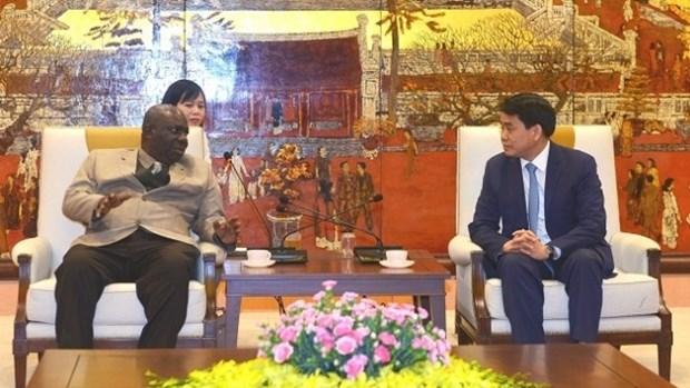Renforcer la cooperation entre Hanoi et les localites du Nigeria hinh anh 1