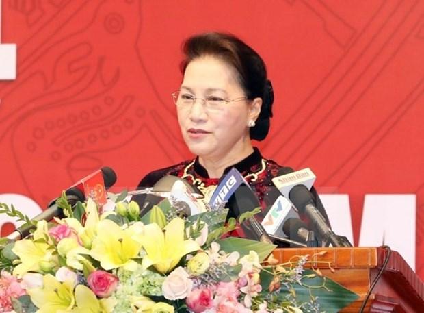 Conference sur la mise en œuvre des missions de l'Audit d'Etat en 2018 hinh anh 1