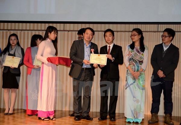 VYSA, passerelle entre les etudiants vietnamiens au Japon hinh anh 1