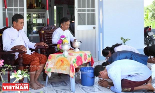 Les couleurs culturelles des Khmers du Nam Bo hinh anh 16