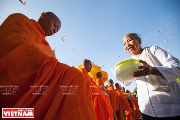 Les couleurs culturelles des Khmers du Nam Bo hinh anh 17