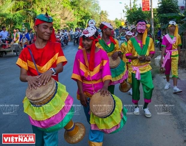 Les couleurs culturelles des Khmers du Nam Bo hinh anh 18