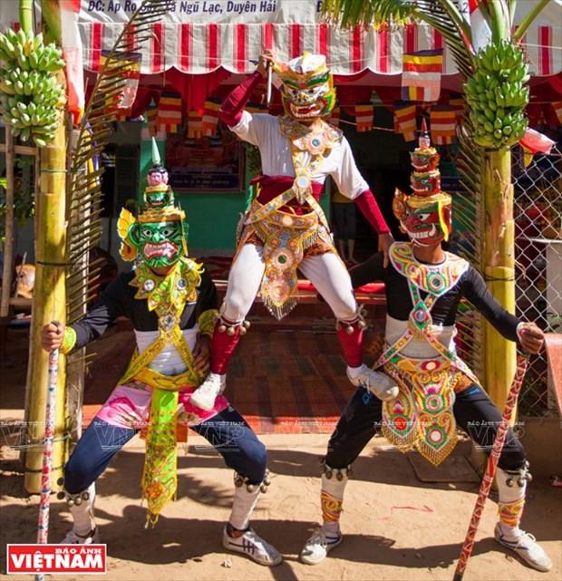 Les couleurs culturelles des Khmers du Nam Bo hinh anh 19