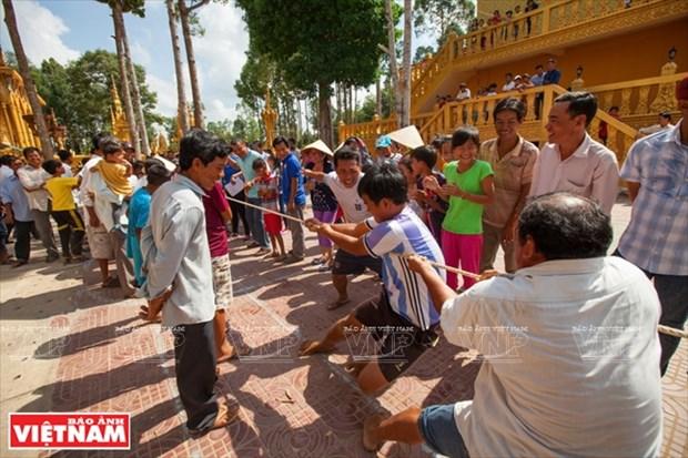 Les couleurs culturelles des Khmers du Nam Bo hinh anh 20