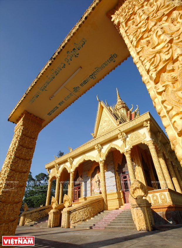 Les couleurs culturelles des Khmers du Nam Bo hinh anh 1