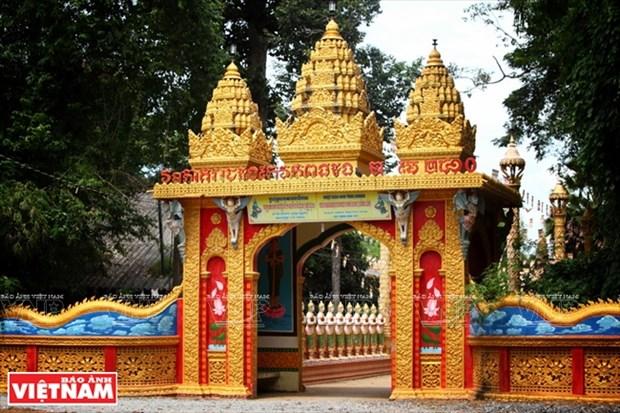 Les couleurs culturelles des Khmers du Nam Bo hinh anh 2