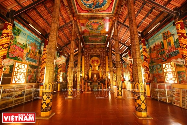 Les couleurs culturelles des Khmers du Nam Bo hinh anh 4
