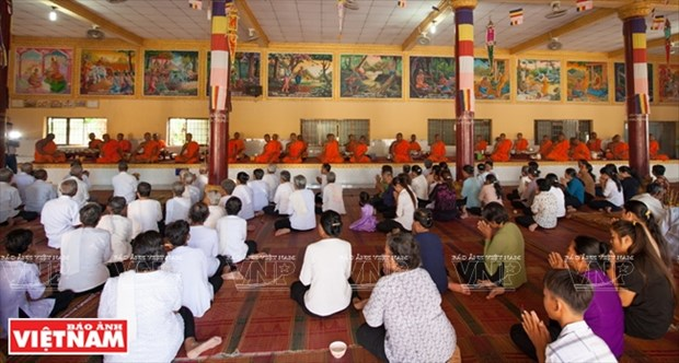 Les couleurs culturelles des Khmers du Nam Bo hinh anh 5