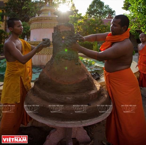Les couleurs culturelles des Khmers du Nam Bo hinh anh 8
