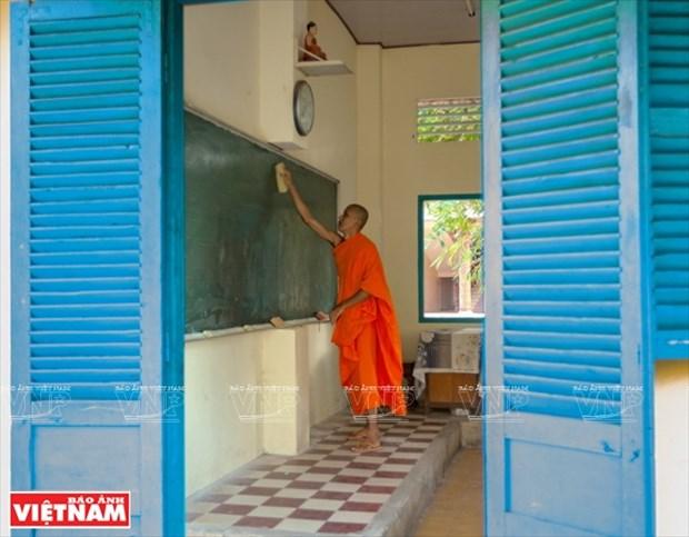Les couleurs culturelles des Khmers du Nam Bo hinh anh 9