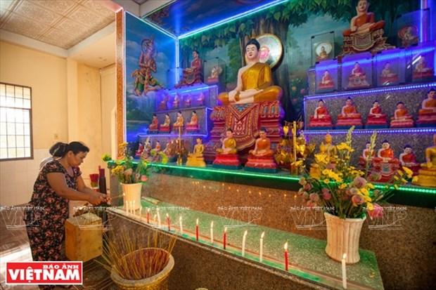 Les couleurs culturelles des Khmers du Nam Bo hinh anh 10