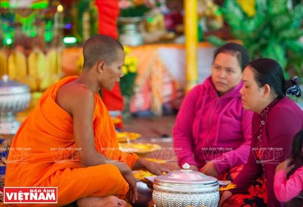 Les couleurs culturelles des Khmers du Nam Bo hinh anh 11