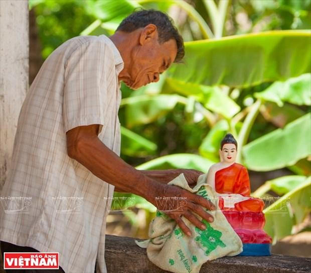 Les couleurs culturelles des Khmers du Nam Bo hinh anh 12