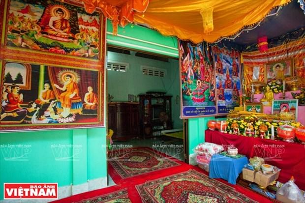 Les couleurs culturelles des Khmers du Nam Bo hinh anh 13