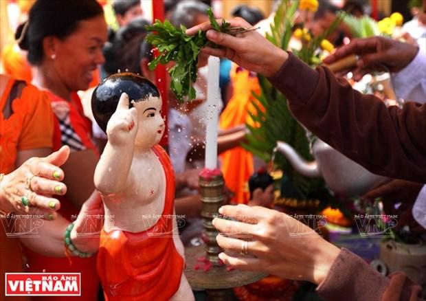 Les couleurs culturelles des Khmers du Nam Bo hinh anh 15