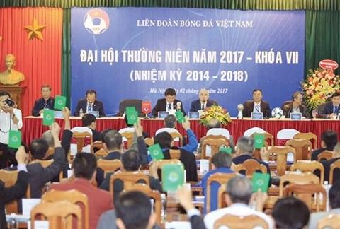 La FIFA enverra un observateur au VIIIe Congres de la Federation de football du Vietnam hinh anh 1