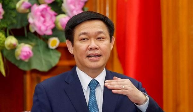Groupe de travail du PM sur la creation du Comite de gestion du capital de l'Etat dans l'entreprise hinh anh 1