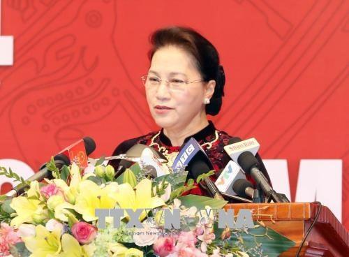 L'APPF valorisera les acquis de la Semaine des dirigeants economiques de l'APEC hinh anh 1