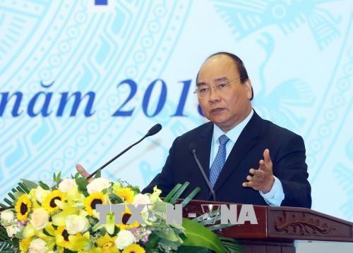 Le ministere du Plan et de l'Investissement definit ses taches de 2018 hinh anh 1