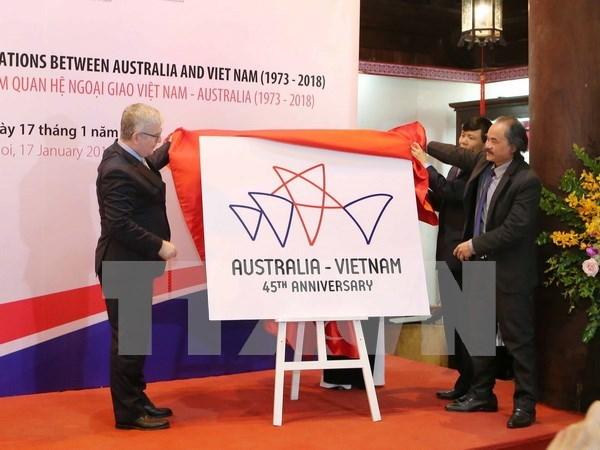 Le Vietnam et l'Australie lancent le 45e anniversaire de leurs relations diplomatiques hinh anh 1