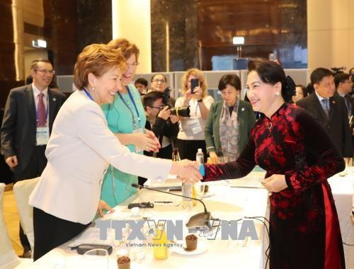 APPF-26 : ouverture d'une conference de femmes deputees hinh anh 1