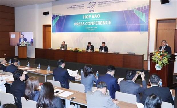 Plus de 350 delegues internationaux assisteront a l'APPF-26 hinh anh 1