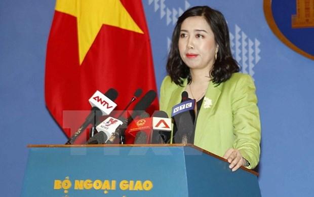Le Vietnam ne cesse pas ses efforts pour garantir des droits de l'homme hinh anh 1