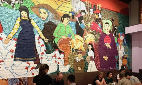 Le restaurant vietnamien d'un chef americain a Oakland hinh anh 1