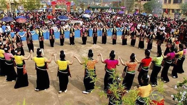 Decouverte culturelle et touristique de Dien Bien a Hanoi hinh anh 1