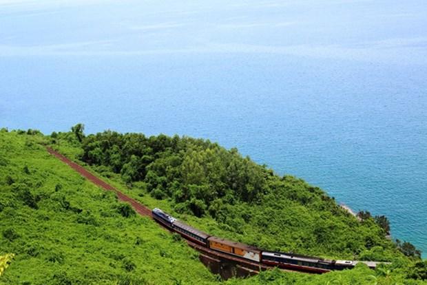 La ligne Nord-Sud, l'une des 10 lignes ferroviaires les plus belles en Asie hinh anh 1