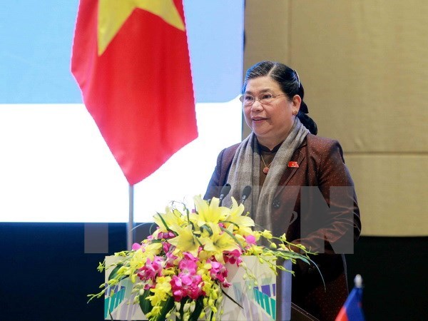 APPF-26 : premiere seance pleniere sur la securite et la politique hinh anh 1