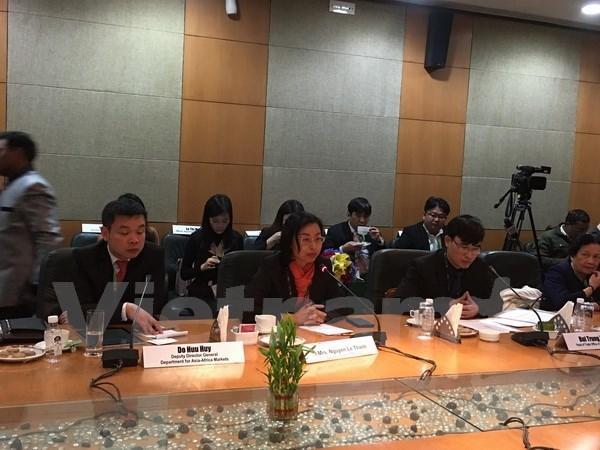Un seminaire renforce les liens commerciaux entre le Vietnam et l'Inde hinh anh 1